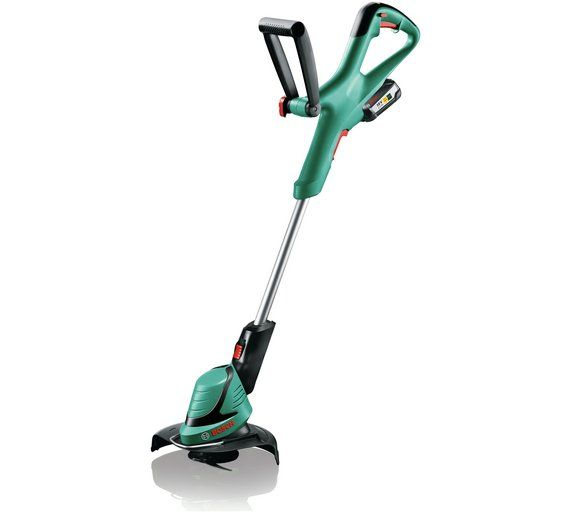 Buy Bosch 12-230 Cordless Grass Trimmer - 12V at Argos.co.uk - Your Online Shop for Grass trimmers and accessories, Lawnmowers and garden power tools, Home and garden.