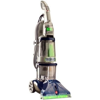 Hoover All-Terrain Steam Vac. Love that it can be used for carpets, hard woods, tile floors, as well as upholstery.