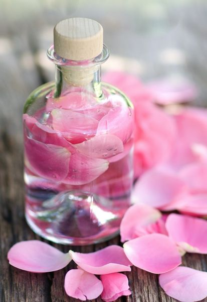 Use Rosewater for Hair Growth