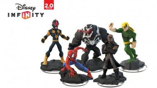 Disney Infinity 2.0 Spider-Man playset!