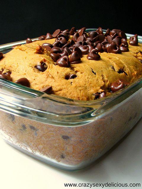 Peanut Butter Pumpkin Chocolate Chip Bread by Erica Rivera Minneapolis ...