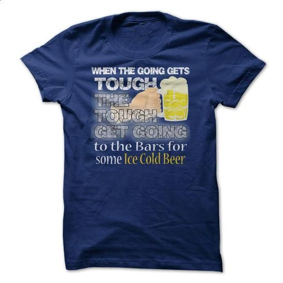 The Tough Drinks Ice Cold Beer - #funny tshirts #pullover. ORDER NOW => https://www.sunfrog.com/Drinking/The-Tough-Drinks-Ice-Cold-Beer.html?id=60505