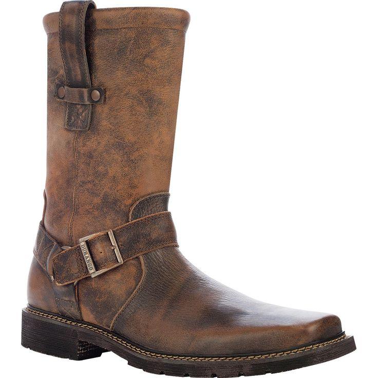 "Durango City: Men's 11"" Pull-On Harness Boots - Style #DB5574 - Durango Boot Company"