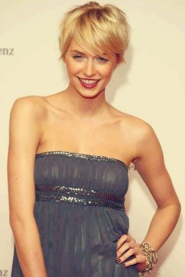 Short Celebrity Hairstyles 2013 - 2014   2013 Short Haircut for Women
