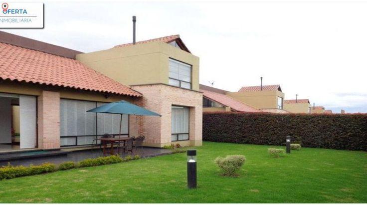 Espectacular Casa en Venta en Chía Condominio Campestre - Oferta Inmobiliaria -  www.ofertainmobiliaria.com.co, Tu Forma Fácil de Vender y Comprar Inmuebles