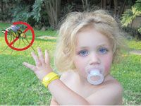 4 A Kid - Mosquito Bands Repel Mosquitoes