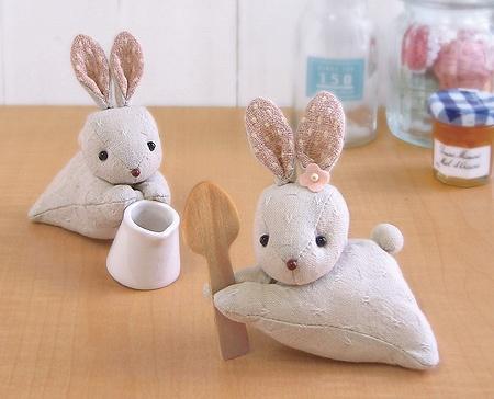 bunny kit Japanese craft kits