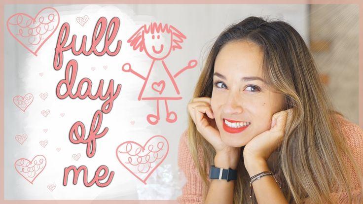 Full Day Of Me - Mein Kalorienverbrauch, mein Essen, Fitnesstracker Sams...