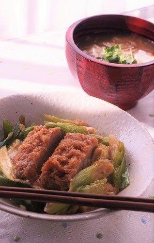 甘ーい!わけぎの豚カツ丼 by junjunさん | レシピブログ - 料理ブログ ...
