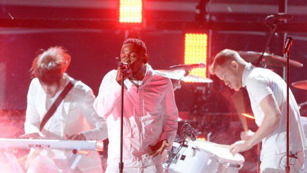 Kendrick Lamar, Imagine Dragons Team Up for 'Radioactive'Remix