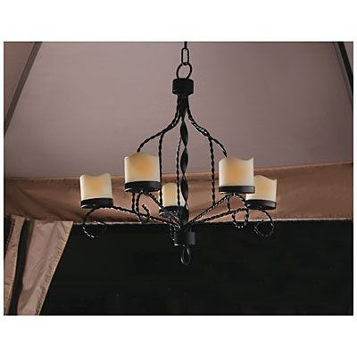 Wilson FisherR LED Flameless Candle Chandelier At Big Lots
