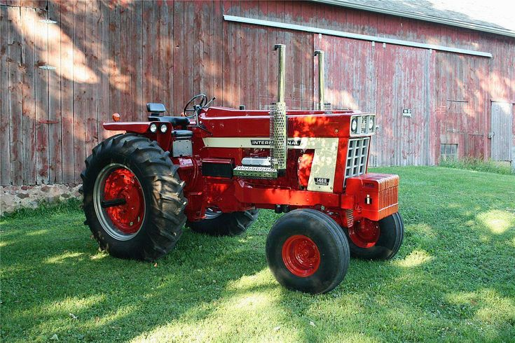 International Harvester Tractors   ih 1468 from the early 1970s model history model introduced 1971 model ...