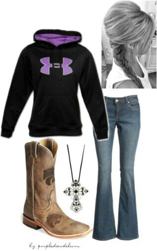 Country Clothes # Under armer # Winter Clothes