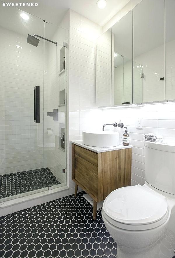 Bathroom Vanity Tile West Elm Side Table Bathroom Vanity Bathroom