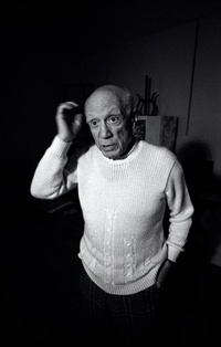 Picasso by Ara Guler