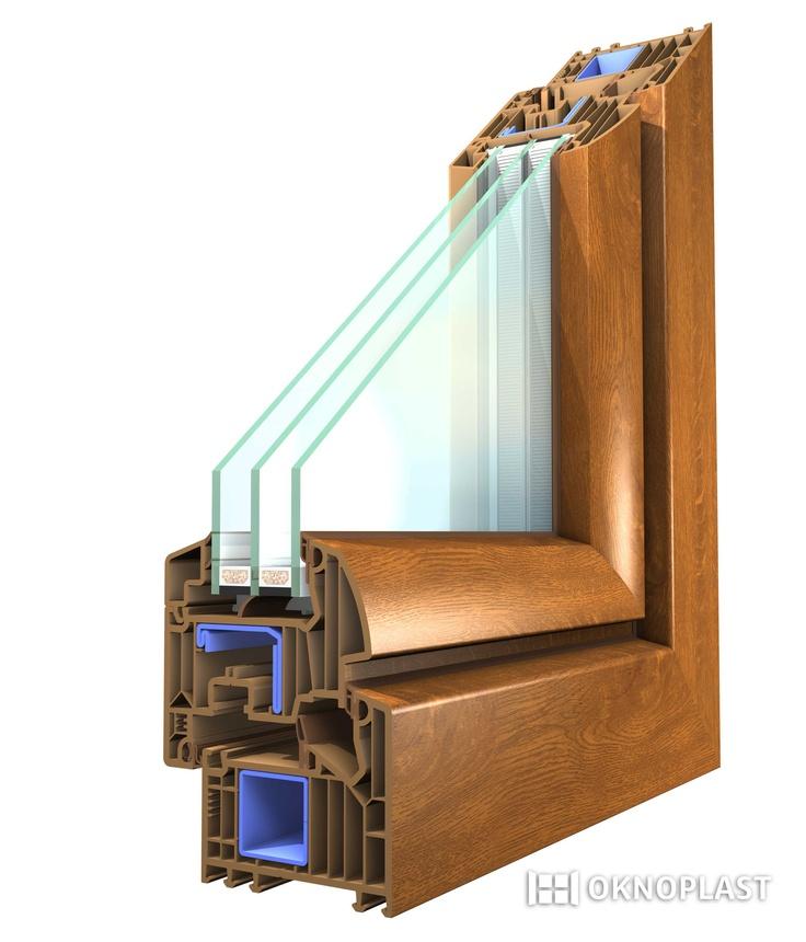 Winergetic Premium - elegancki design i doskonała termoizolacja
