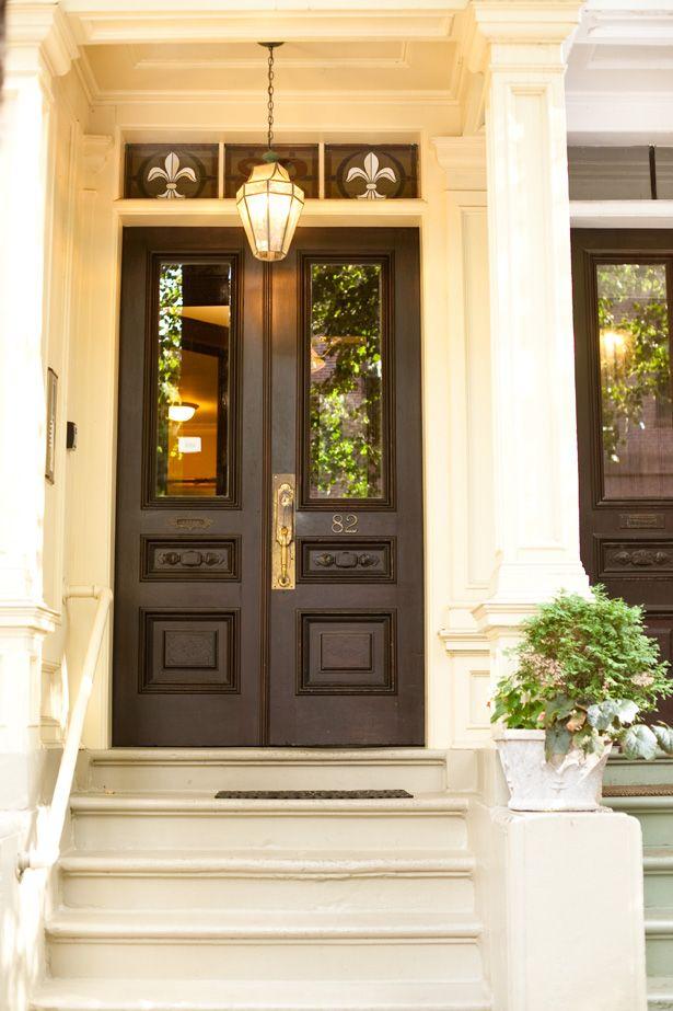 Black Double Front Doors 28 best front door ideas images on pinterest | doors, double front