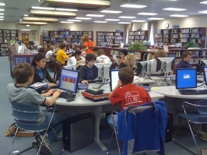 Vestavia Hills High School Library