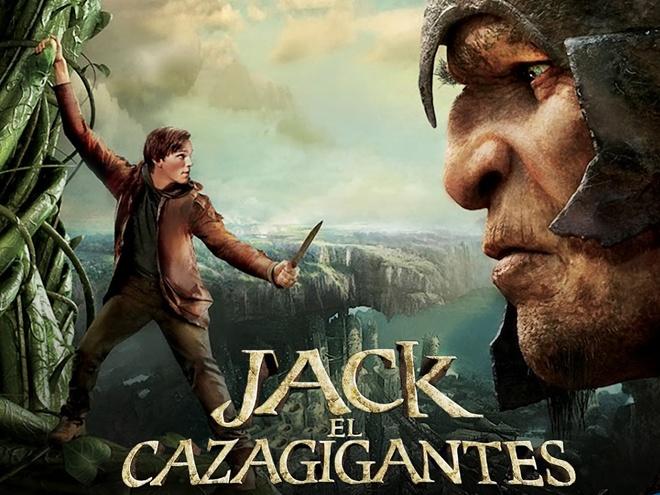 """Tráiler """"Jack El Cazagigantes"""""""