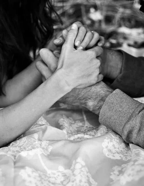 Holding your hands, fitting perfectly with mine only proves you are my home!