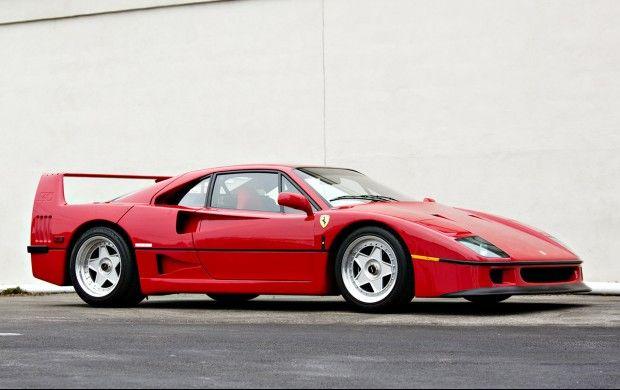 1991 Ferrari F40 | Gooding & Company