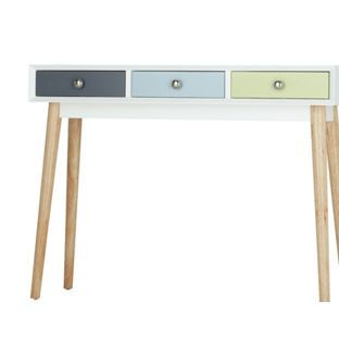Buy Hygena Lumina Console Table - Multicoloured at Argos.co.uk, visit Argos.co.uk to shop online for Occasional and coffee tables, Console tables, Console tables, Coffee tables, side tables and nest of tables