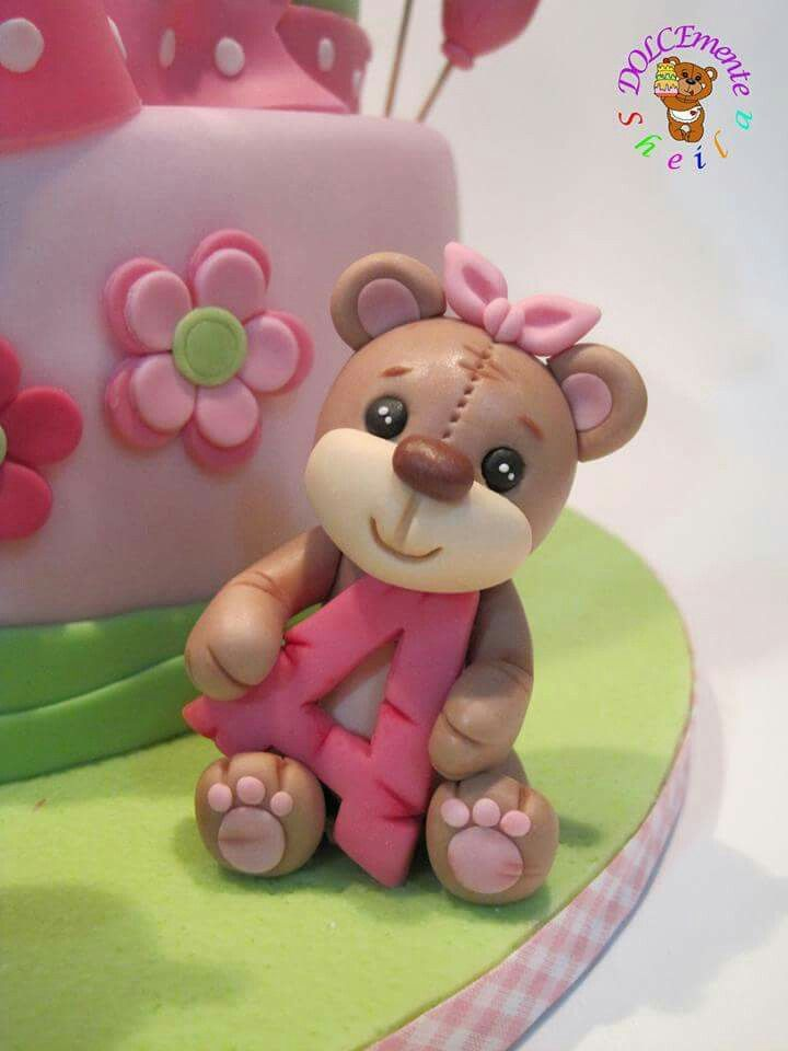 Teddy Bear Topper