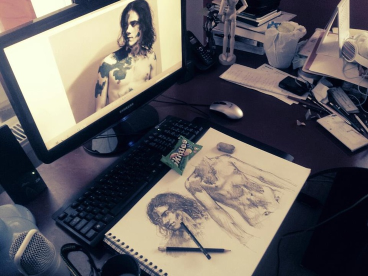 work work work ... I have to do that ^^ ,also you can fin me here -> http://www.facebook.com/MoritaMistiqe