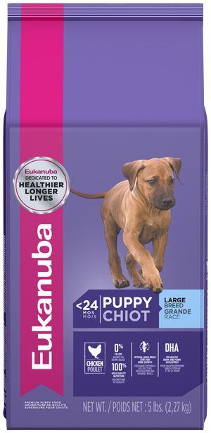 Eukanuba Dog Food - Puppy - Large Breed
