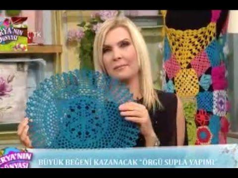 Örgü supla yapımı – Derya Baykal