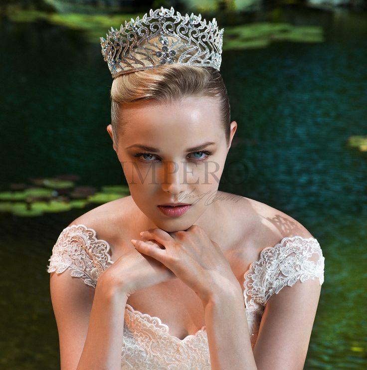 ELISA 2  #sposa #abiti #dress #bride #bridal #wedding #2017 #impero #matrimonio #nozze