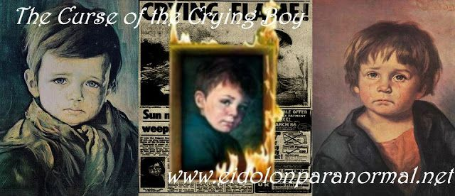 Eidolon Paranormal Australia: Curses: The Curse of the Crying Boy,