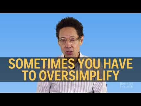 Business Insider: Malcolm Gladwell shuts down his critics in just 3 words