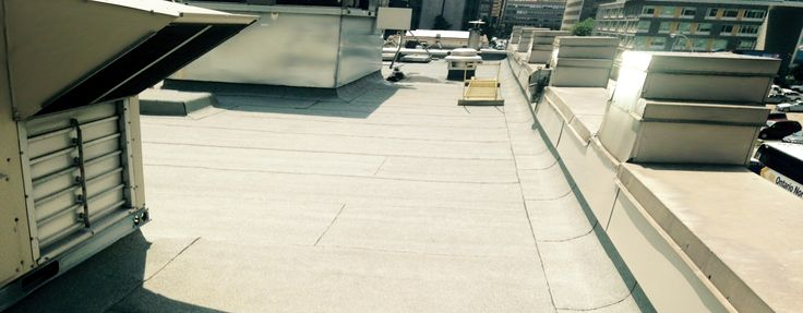 Industrial, Commercial and Residential Flat Roofing Specialist