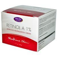 Крем для лица Life Flo Health Retinol A 1%, Advanced Revitalization Cream - «Я в шоке!!!впервые вижу результаты от крема с ретинолом! просто обновляет кожу (полная замена ретиноевому пилингу) + фото результата» | Отзывы покупателей