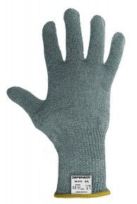DEFENSOR™ 69-510 HPPE Glove, Cut Level 5 NEW PRODUCT http://ca.en.safety.ronco.ca/products/25/30/225/defensor%E2%84%A2-69-510 RONCO Innovation - HPPE Engineered Fibre  New from RONCO, the DEFENSOR™ line of gloves offers abrasion, cut, tear and puncture resistance without compromising comfort. The DEFENSOR 69-510 is a revolutionary kind of Level 5 cut-resistant glove manufactured from a lightweight HPPE engineered fibre.