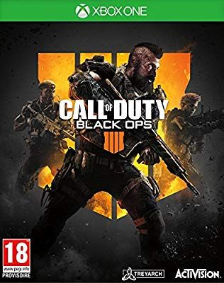 Call Of Duty Black Ops 4 Carte De Visite Exclusive Amazon Xbox One Amazonfr Jeux Vido