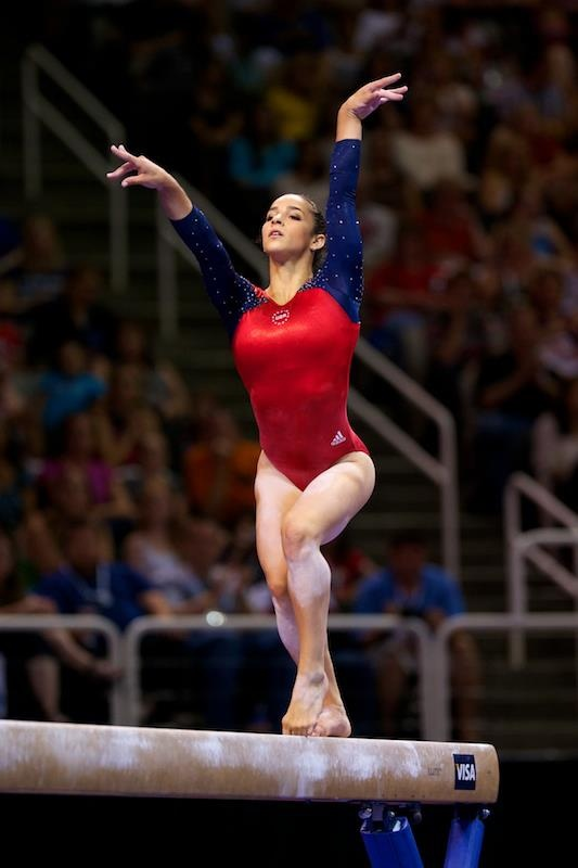 41 Best Images About My Idol Aly Raisman On Pinterest