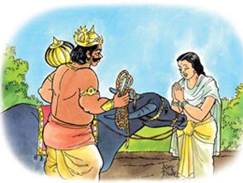 Lord Yama, the God of Death and his sister Yamunaको लागि तस्बिर परिणाम