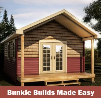 Let's get Bunkie! Our #blog shares some tips and things to consider before building a #Bunkie.