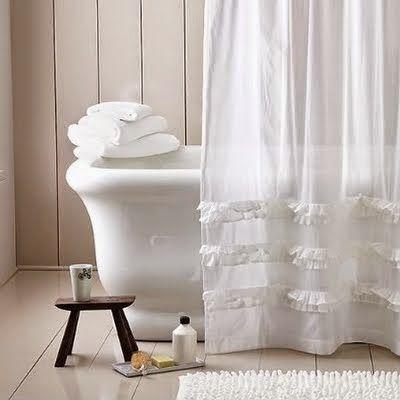 Como lavar las cortinas de la ducha en casa - Hogar 10