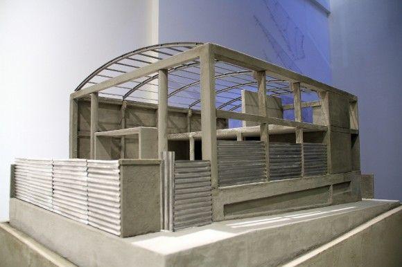 Línea rota del horizonte es el título de la exposición de artista cubano Carlos Garaicoa (1967) que se inauguró el 3 de mayo y cierra el 19 de Julio en la galería NC-arte en Bogotá.