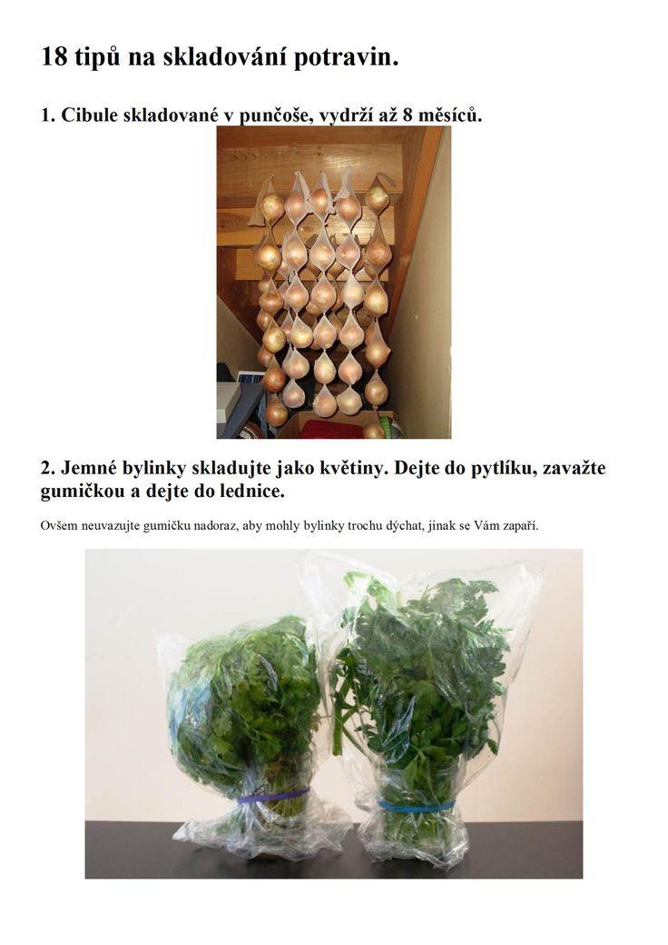 18 tipů na skladování potravin.doc