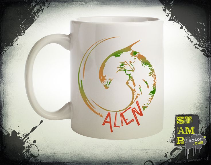 Alien (Version 02) 2014 Collection - © stampfactor.com *MUG PREVIEW*