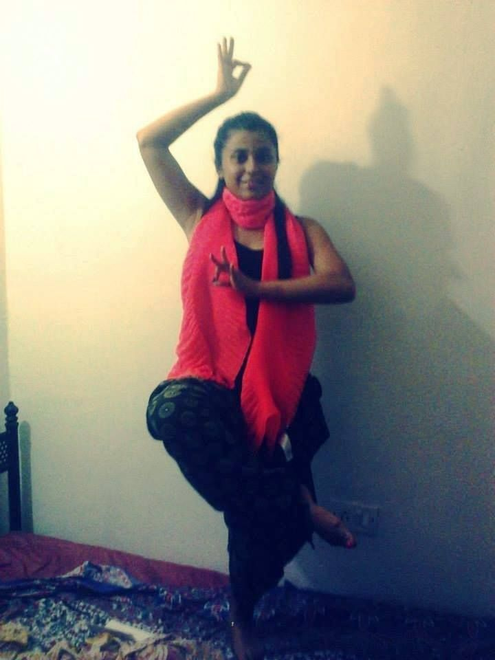 Just Posing...
