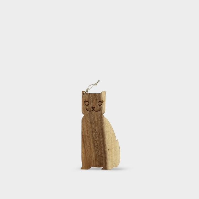 The Kitten Small Chopping Board