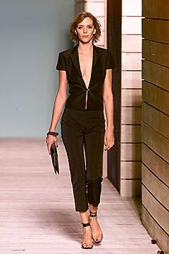 Versus Versace Spring 2001 Ready-to-Wear Collection Slideshow on Style.com