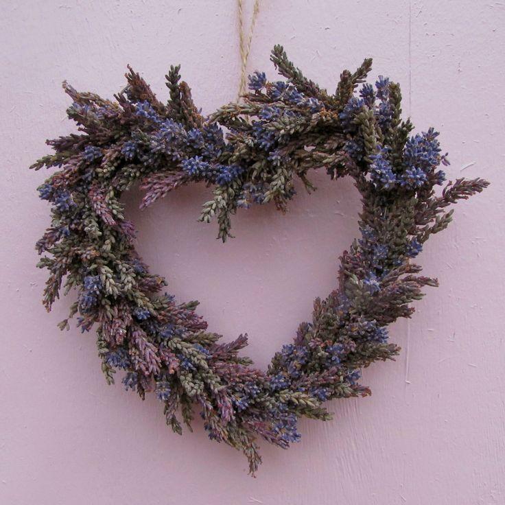 A little lavender heart