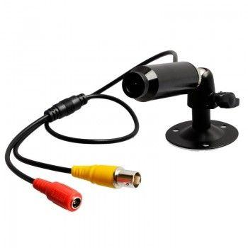 Наружная миниатюрная AHD-H камера видеонаблюдения COLARIX CAM-DOF-014 в миниатюрном металлическом корпусе «цилиндр» работает в AHD-H режиме. Уличная видеокамера COLARIX CAM-DOF-014 выдает качественную 2-мегапиксельную картинку изображения и выдерживает температурный режим от -30 до +50 градусов Цельсия. Цены, отзывы и детальные характеристики о камере видеонаблюдения на нашем сайте MASYS Technologies