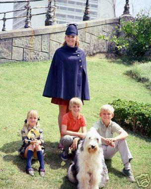 Nanny and the Professor, Kim Richards, Trent Lehman, David Doremus